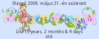 Lilypie Kids Birthday (7hfR)
