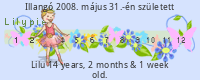 Lilypie Kids Birthday (7hfR)