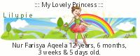 Lilypie Kids Birthday (9NrW)