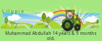 Lilypie Kids Birthday (Cx7S)