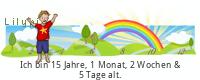 Countdown zu Léon's 4. Geburtstag