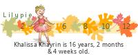 Lilypie Kids Birthday (Jy6x)