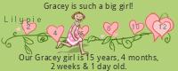 Lilypie Kids Birthday (LAxr)