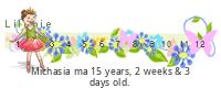 Lilypie Blok dla Dzieci urodziny
