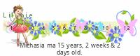 Lilypie Kids Birthday (MVKj)