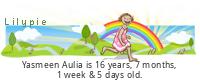 Lilypie Kids Birthday (Nbd2)