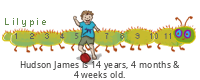 Lilypie Kids Birthday (OHL4)