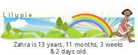 Lilypie Kids Birthday (PYm7)