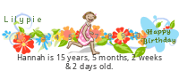 Lilypie Kids Birthday (UVFk)