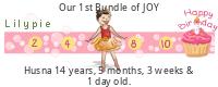 Lilypie Kids Birthday (XFOq)