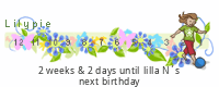 Lilypie Kids Birthday (Xb63)