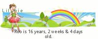 Lilypie Kids Birthday (cc34)