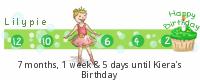 Lilypie Kids Birthday (ggMH)
