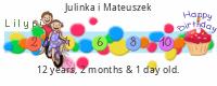 Lilypie Kids Birthday (nhZo)