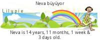 Lilypie Kids Birthday (rZMK)