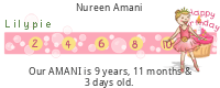 Lilypie Kids Birthday (xvj8)