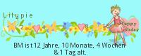 Lilypie Kids Birthday (57Qz)