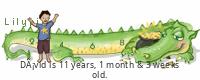 Lilypie Kids Birthday (I5fI)